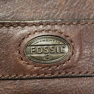 Fossil Men's Mini Briefcase